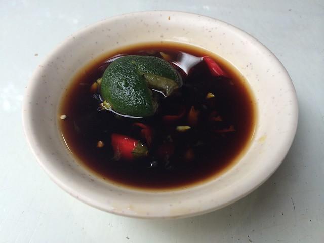 Dipping sauce - Plato D'Boracay Resto
