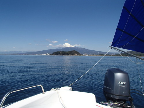 釣魚 美的富士山和海 - naniyuutorimannen - 您说什么!
