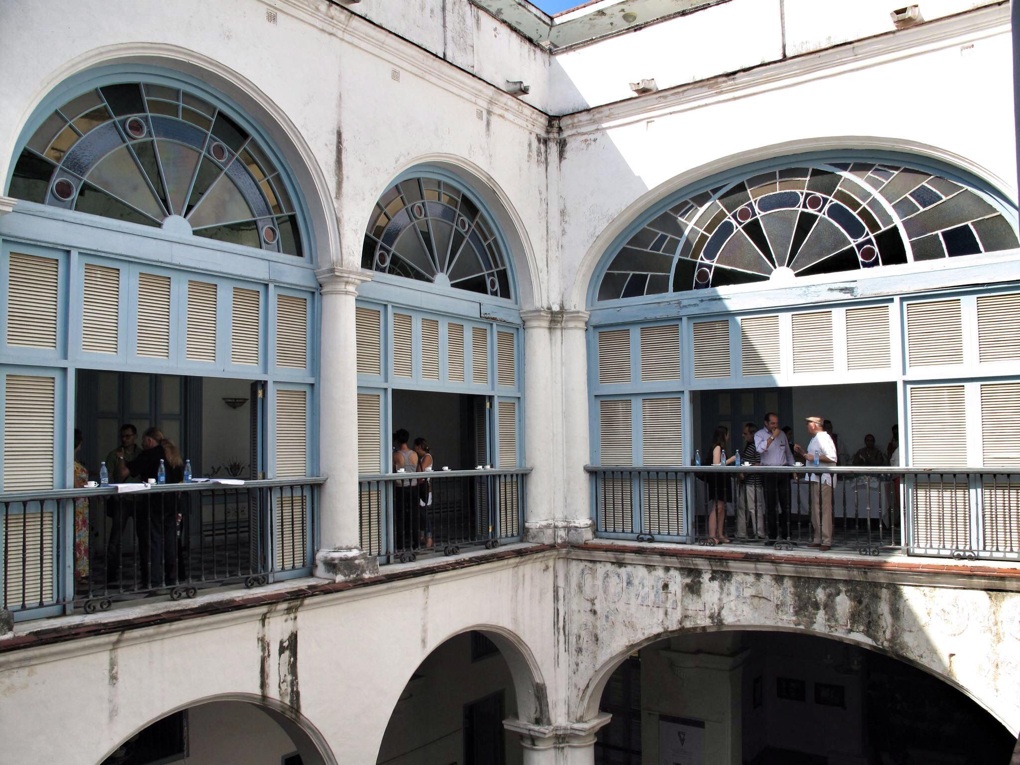 XI jornadas arquitectura vernacula gonzalo de cardenas_vitrina de valonia_casa de conde de canongo