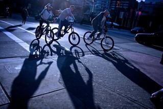 IMG_7256 Vancouver downtown bikers