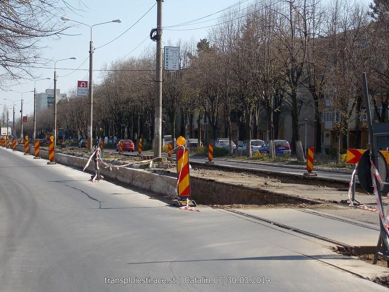 Traseul 102, etapa I: Bucla Nord ( Sp. Județean ) - Intersecție Republicii - Pagina 2 13605754874_7dd8706d11_c