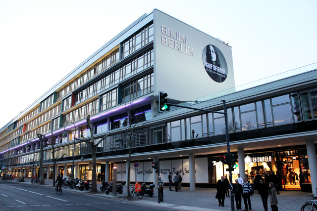 Shop different at Bikini Berlin