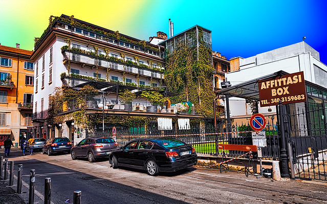 Zona tortona 7 milano flickr photo sharing for Tortona milano