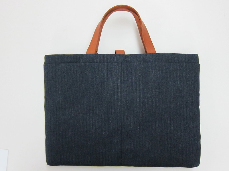 Fabrix Laptop Carrier Bag - Back