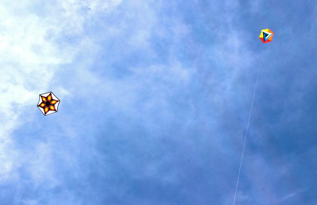 'kite' as a feather