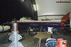 XX145 - B010 - Sepecat Jaguar T2A - 140525 - Bruntingthorpe - Steven Gray - IMG_2101