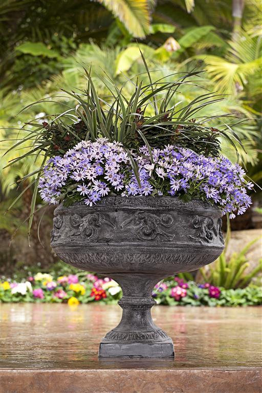 Medieval Pedestal Urn