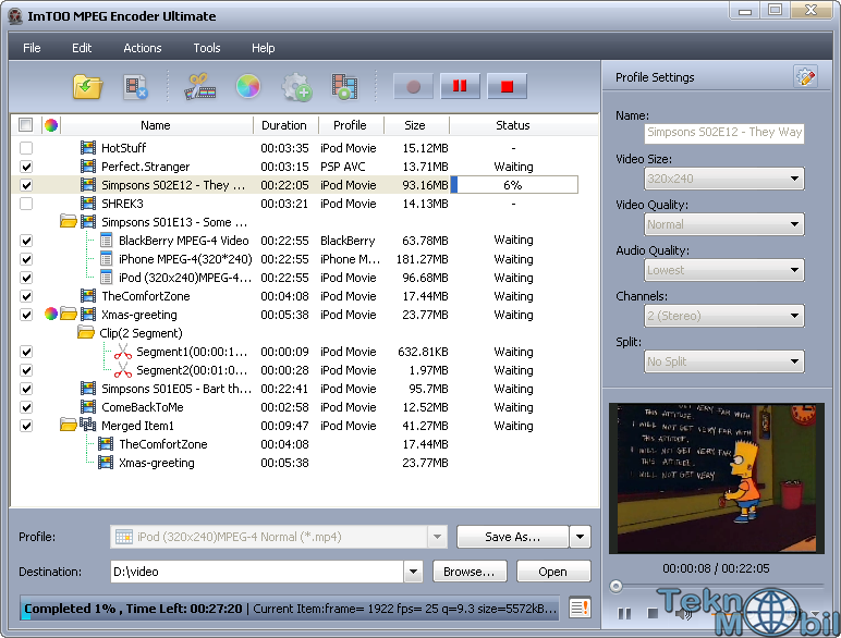 ImTOO MPEG Encoder Ultimate v7.8.8.20150402 Full