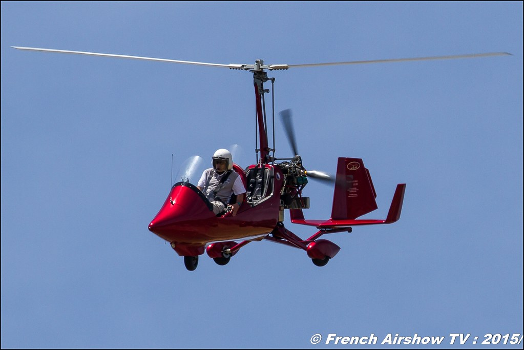 Autogyre,Fly'in Saint-Yan 2015,Fly in LFBK 2015, Meeting Aerien 2015