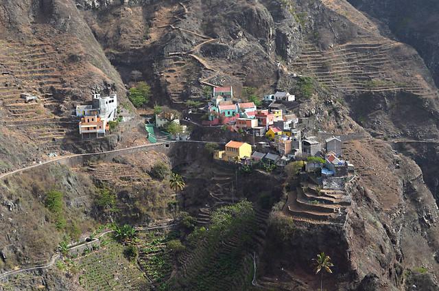 Fontainhas, Santo Antao, Cape Verde