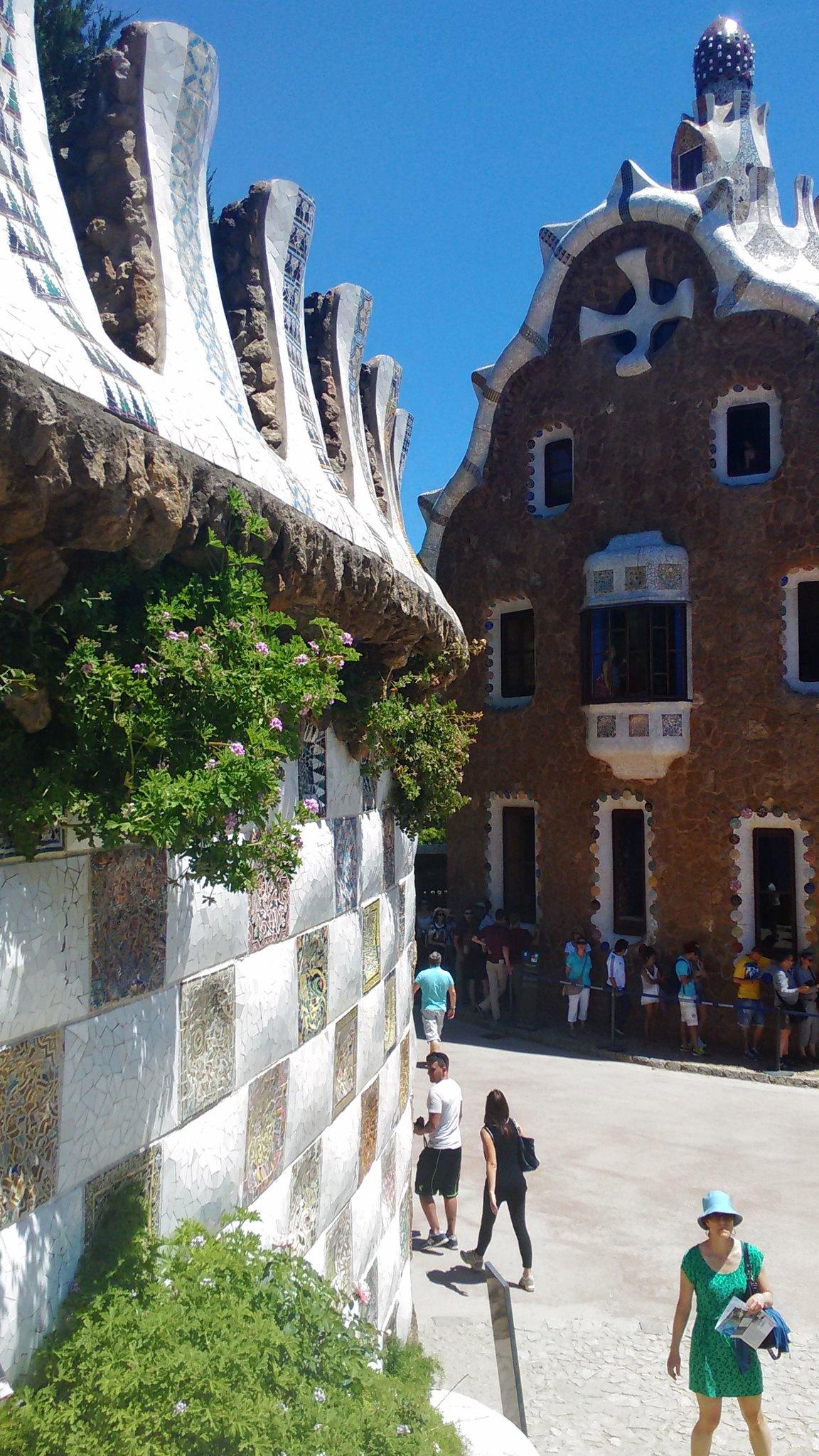Park Güell - Casa del custode