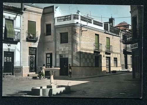 Fuente El Fresno (Ciudad Real): Plaza del Generalísimo