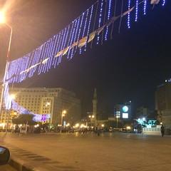 New Suez Canal celebrations in #Tahrir square. #Egypt #Cairo #downtowncairo #Blogger #Citizenjournalism