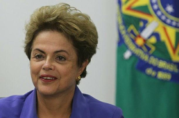 Nadie me va a quitar la legimitad que el voto me dio: Rousseff