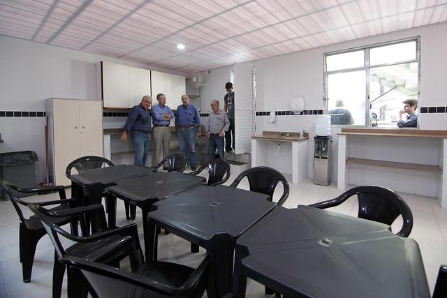 Visita Caio Martins
