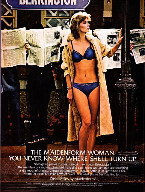 Maidenform 1983