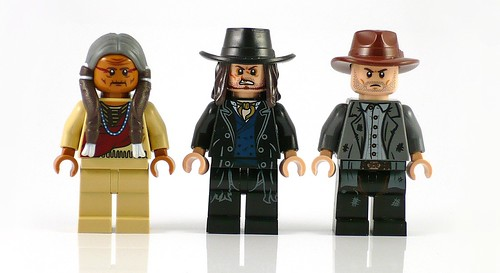 The Lone Ranger 79110 Silver Mine Shootout figs04