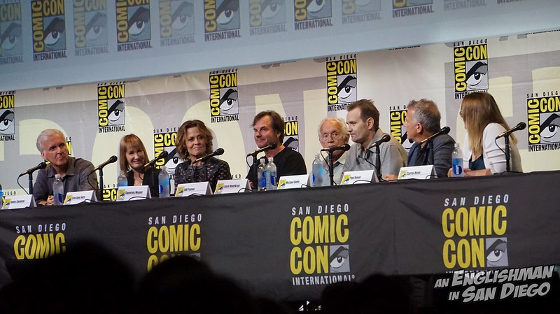 image - SDCC 2016 (Aliens 30th Anniversary Panel, Bill Paxton) 04