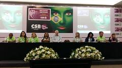 1º Encontro Nacional da Mulher Trabalhadora da CSB