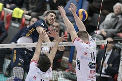 Diatec Trento vs Blu Volley Calz