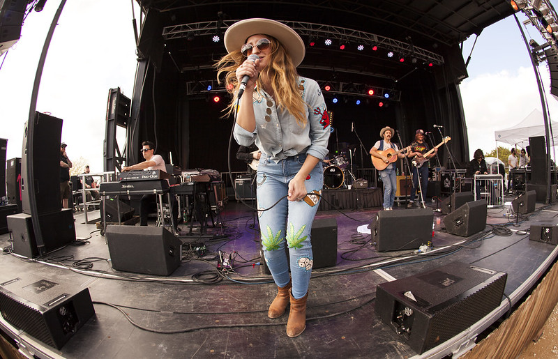 Margo Price at Luck Reunion 2017
