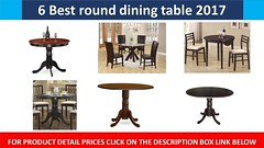 6 best round dining table 2017