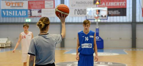 Grande Finale Fribourg Académie U16m -  Swiss Central Basket 13