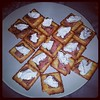 Smoked salmon and cream cheese on crackers while watching movie food after my second time in the gym           www.tauyanm.com #fashiontravels #gym #smokedsalmon by tauyanm1