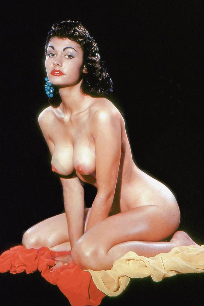 Nude models magazine vintage