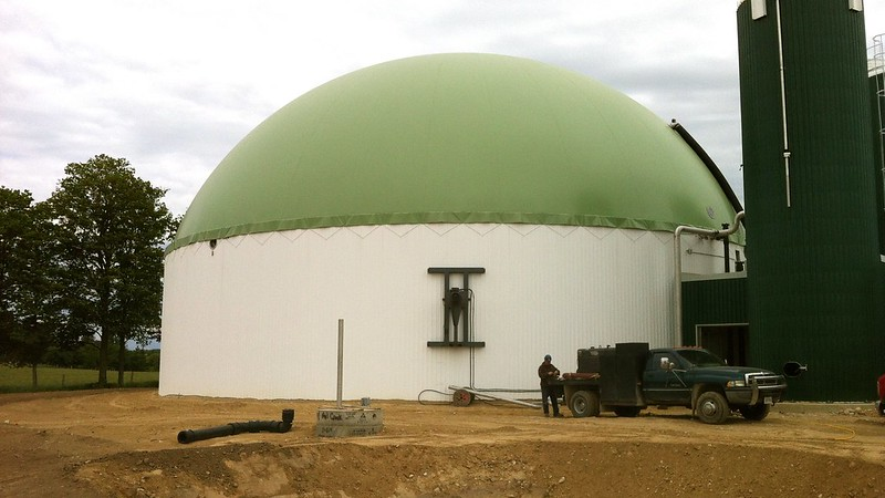 Marl Creek Renewables Biogas System