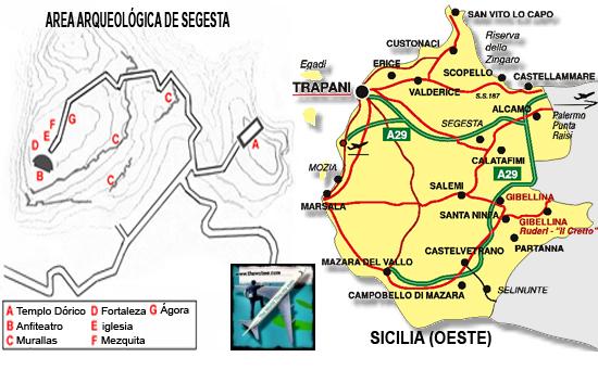 templo de segesta - 8968900366 bc0bed197c o - Templo de Segesta en Sicilia, el templo de los fugitivos de Troya