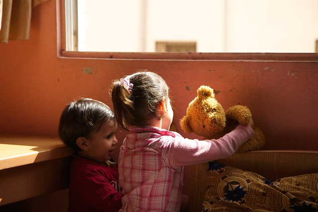 Young and old, Syrian women adjust to new conditions