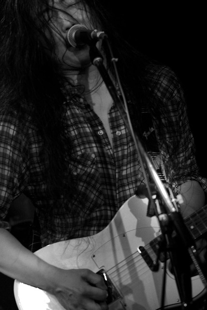O.E. Gallagher live at Crawdaddy Club, Tokyo, 15 Jun 2013. 358