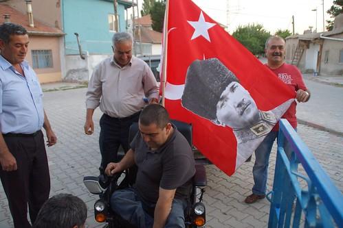 Hasan GÜNEŞ'in Arabası - 27,062013 - Malatya Fethiye
