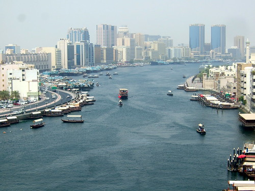 Dubai Creek Rooftop