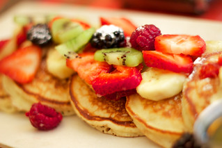 Magic Pancakes at Abracadabra Counter Cafe