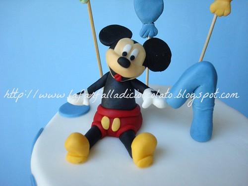 Topolino cake 2
