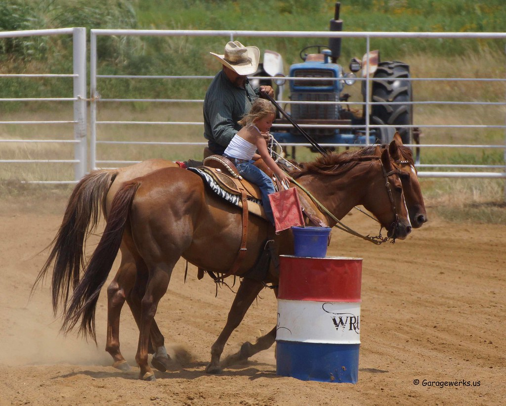 Welch Jr Rodeo, July 2013