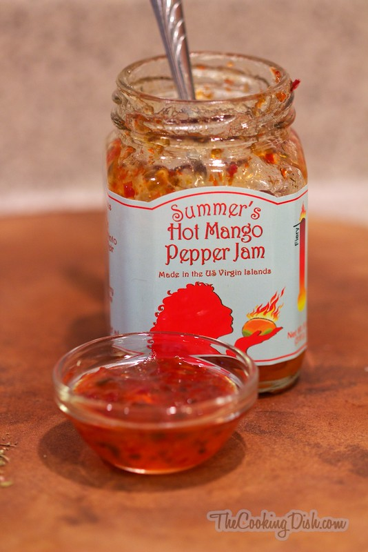 Part 3 Summer's Hot Mango Pepper Jam