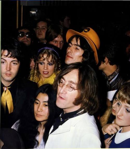 7/17/68 Yellow Submarine premiere