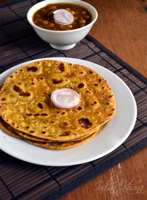 Gujarati Thepla Masala Roti Recipe