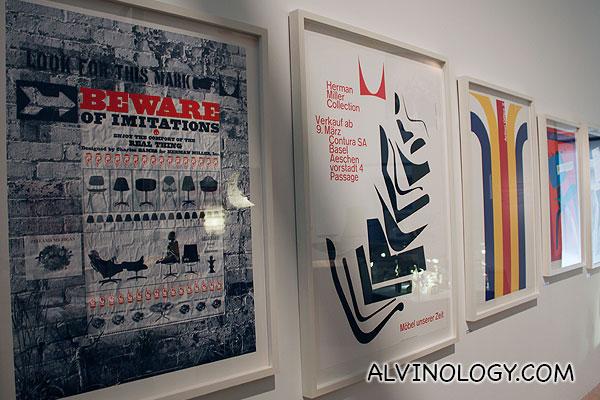 More Herman Miller posters