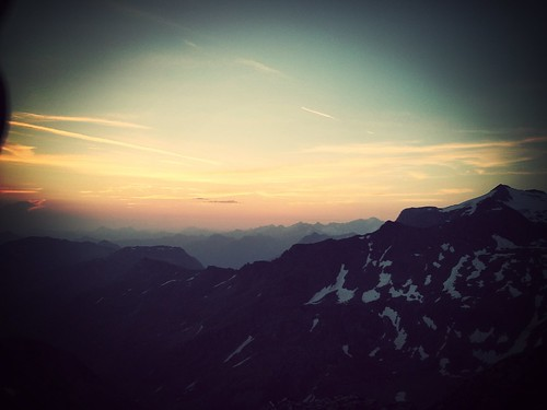 first light at 3000m