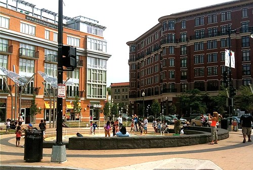 DC's revitalized Columbia Heights neighborhood (by: anokarina, creative commons)