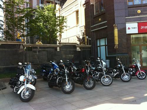 Harley-Davidson , Dalian