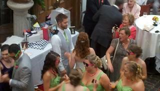 04 Wallace-Berman Knoxville TN Wedding, Sword Sounds