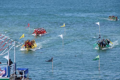 Sea Eagle Boat Race 2013 by Haryadi Be