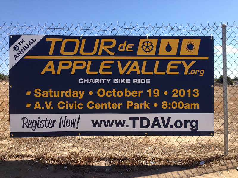 2013 Tour de Apple Valley