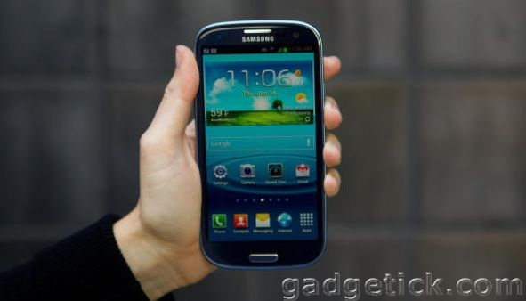 Android 4.3 для Galaxy S3 и Galaxy S4