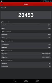 AnTuTu Benchmark 4.0
